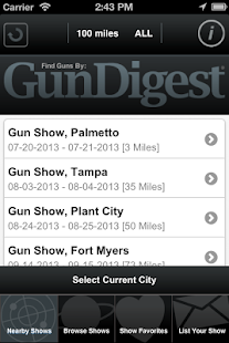 Find Guns - screenshot thumbnail
