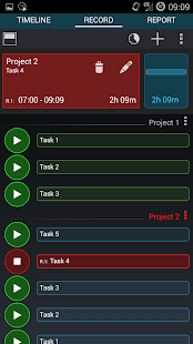Time Tracker - Timesheet- screenshot thumbnail