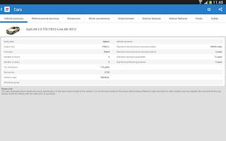 Screenshot of Auto Trader