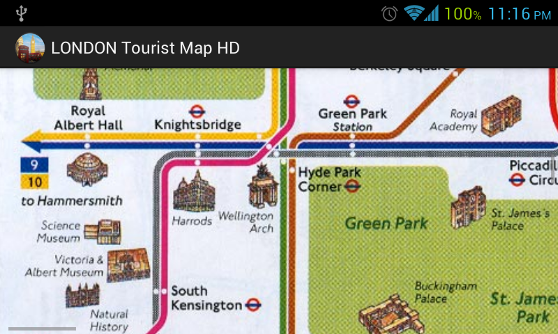 LONDON Tourist Map HD Google Play Store revenue and download – Ottawa Tourist Attractions Map