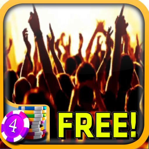 3D Dance Party Slots - Free