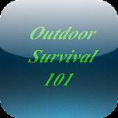 Outdoor Survival 101