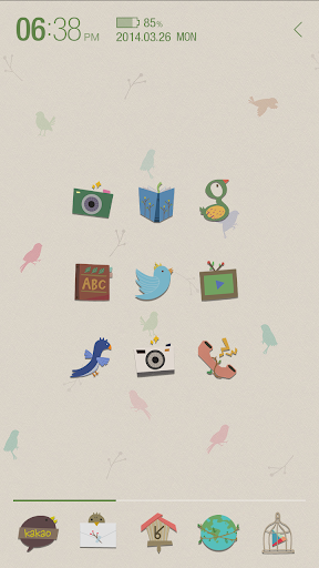 The story of bird_ATOM spring