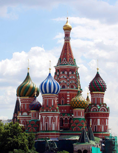 Royal-Caribbean-Moscow - Arrange a Royal Caribbean shore excursion in Moscow and see the historic Red Square and Kremlin.
