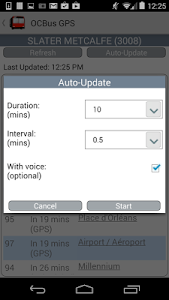 OC Bus GPS Auto-Update screenshot 6