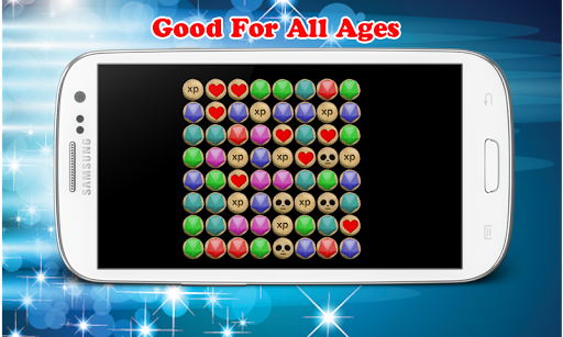 解謎必備免費app推薦|宝石超级匹配4个孩子免费線上免付費app下載|3C達人阿輝的APP
