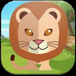 Zoo Puzzle Pals Preschool Game