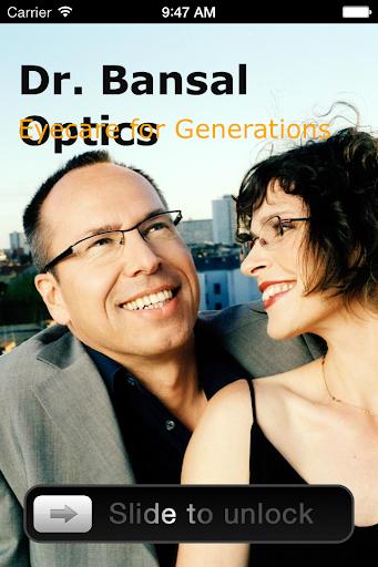 Dr. Bansal Optics