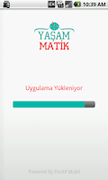Screenshot of Yaşam Matik