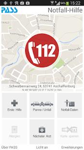 Notfall-Hilfe - screenshot thumbnail