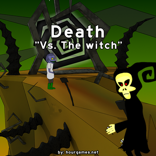 Death vs. The witch NOW FREE