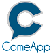 ComeApp location friends