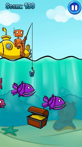 Robot Fishing