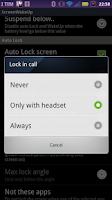 Screenshot of ScreenWakeUp
