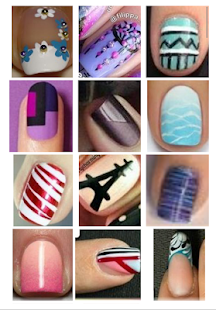 Collection of nails designs android apps on google play collection of nails designs screenshot thumbnail prinsesfo Images