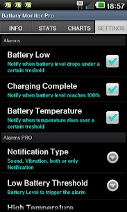 Battery Monitor Widget Pro 1.4.1 APK 7