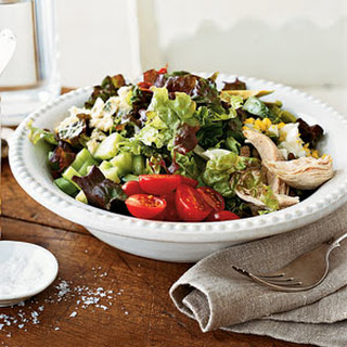 Layered Cobb Salad