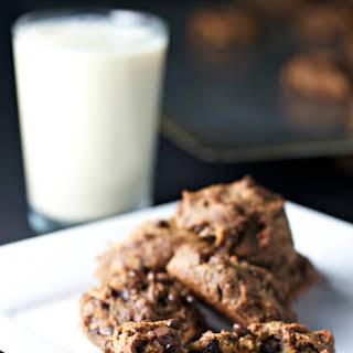 Chickpea Chocolate Chip Cookies ~vegan, Gluten Free~.