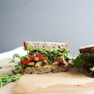The Green Monster // a sandwich