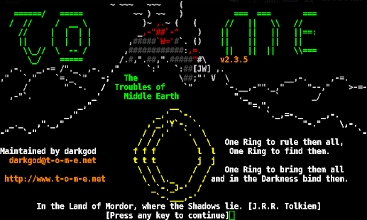 Angband Variants - screenshot thumbnail