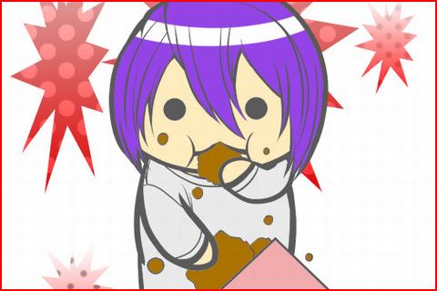 かわいい【黒子のバスケ黒バス】紫原敦(むらさきばらあつし)