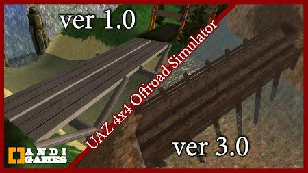 UAZ 4x4 Offroad Simulator 2 HD 3.1 screenshot 664725