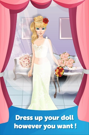 Wedding Day Dress Up Makeover