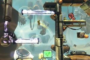 Screenshot of Inertia: Escape Velocity