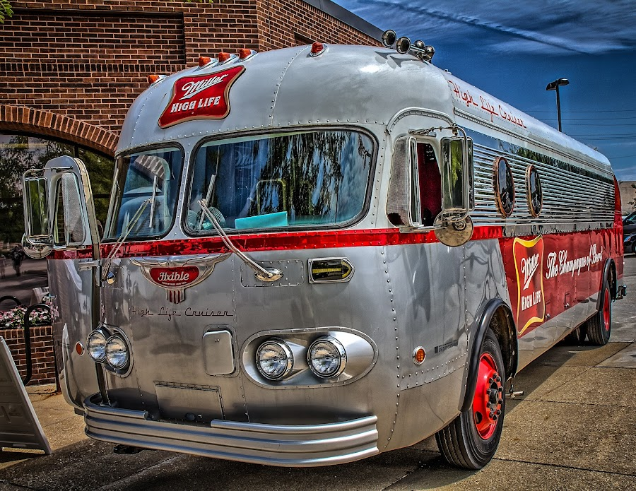 High Life Cruiser by Ron Meyers - Transportation Automobiles