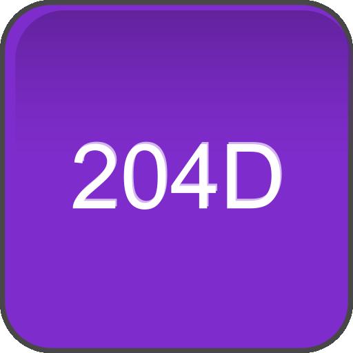 2048 4D 解謎 App LOGO-APP開箱王