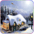 App snow christmas santa claus APK for Kindle