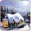 snow christmas santa claus for Lollipop - Android 5.0