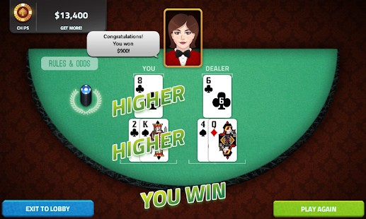 Pyramid Poker - Empire Casino