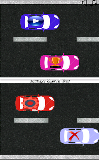 Course Speed Car