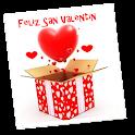 Postales de San Valentin icon