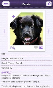 Petfinder- screenshot thumbnail