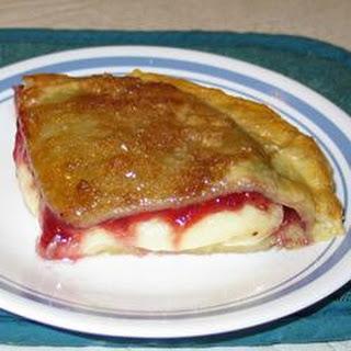Raspberry Walnut Baked Brie.