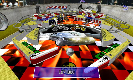 4 Wheels Pinball