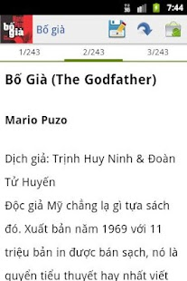 Bo gia - The Godfather (full) - screenshot thumbnail