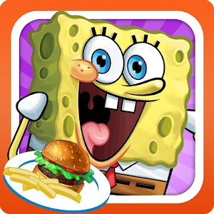 Apps apk SpongeBob Diner Dash  for Samsung Galaxy S6 & Galaxy S6 Edge