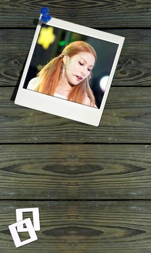 【免費個人化App】KARA Park GyuRi Wallpaper -01-APP點子