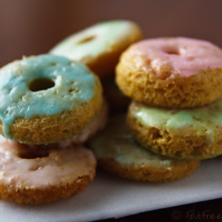 Fat-Free Mini Donuts.