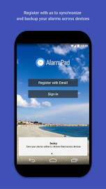 AlarmPad - Alarm Clock Free Screenshot 7