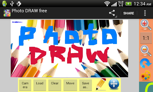Photo DRAW free - screenshot thumbnail