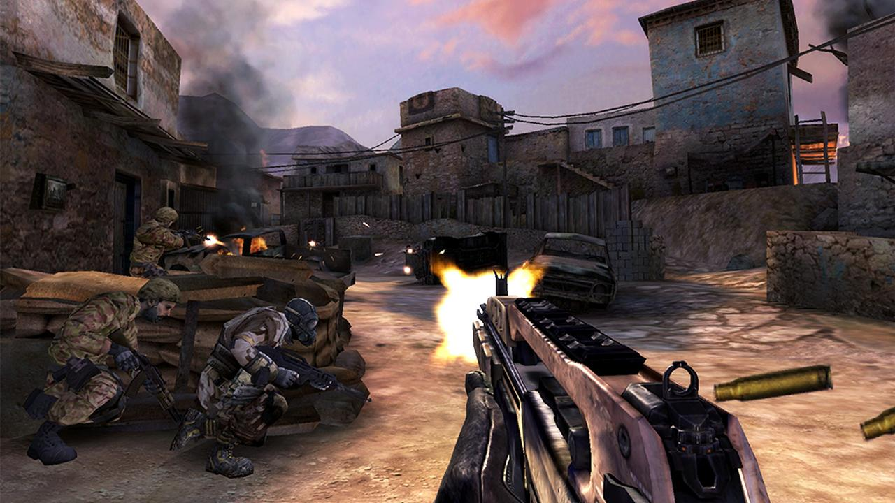 Screenshots of Call of Duty®: Strike Team for iPhone