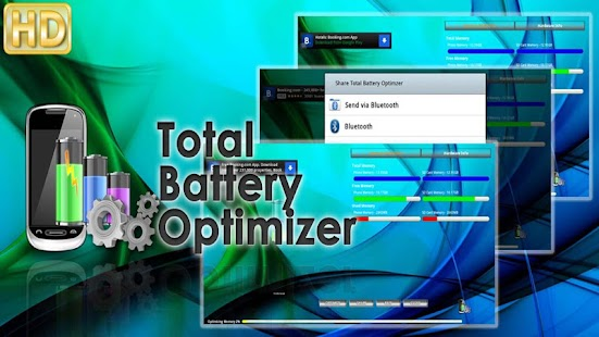 Total Battery Optimizer FREE - screenshot thumbnail