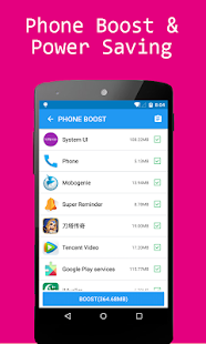 Clean Boost-App Manager-Battery Saver - náhled