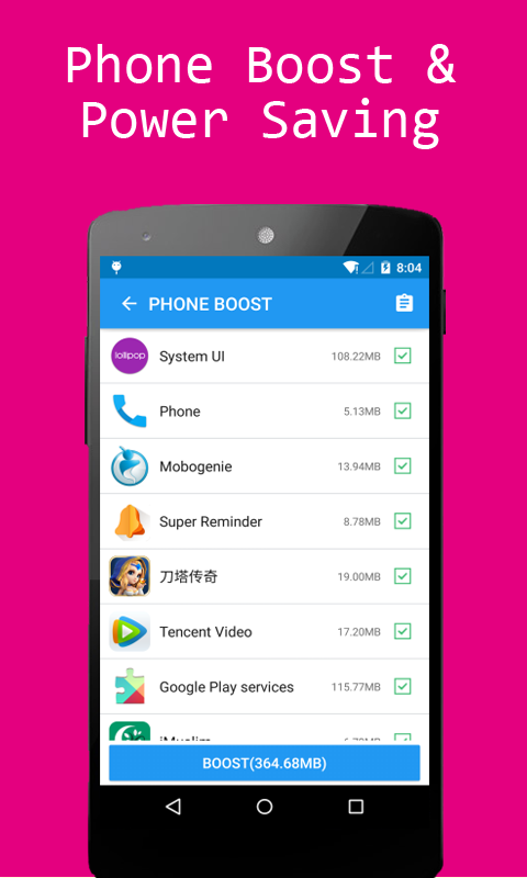 how to delete boost app