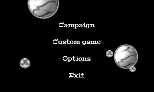 敵対的なフォーム - 戦略ゲーム