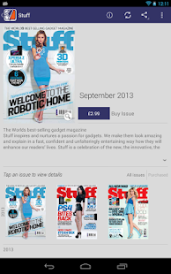Pocketmags Magazine Newsstand Screenshot 18